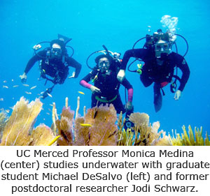 Marine Scientists Finding a Home at UC Merced