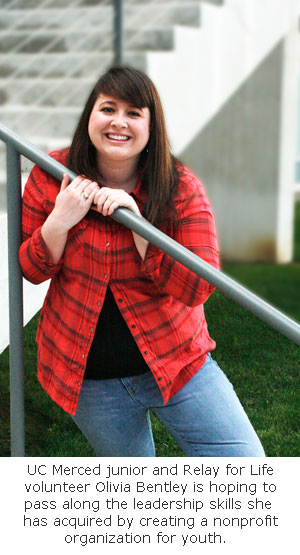 Sociology Student Focuses on Building Tomorrow's Leaders