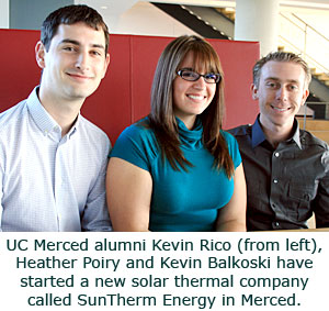 Student-Run Startup Planting Solar Roots in Valley