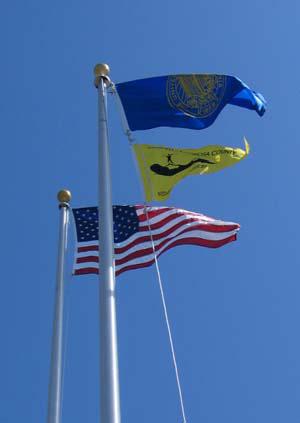 UC Merced Raises Flags for Cleaner Air