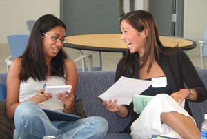 Tips for New Students from Last Year's Inaugural Class