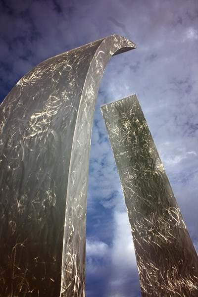 UC Beginnings Sculpture