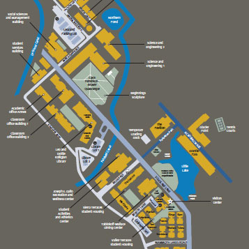 Maps Uc Merced