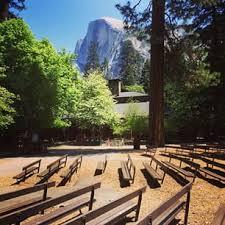 Yosemite National Park - Half Dome Theatre