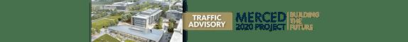UC Merced Traffic Advisory Warning - 2020 Project