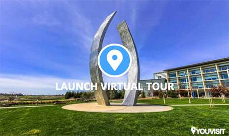 Take a virtual tour at UC Merced