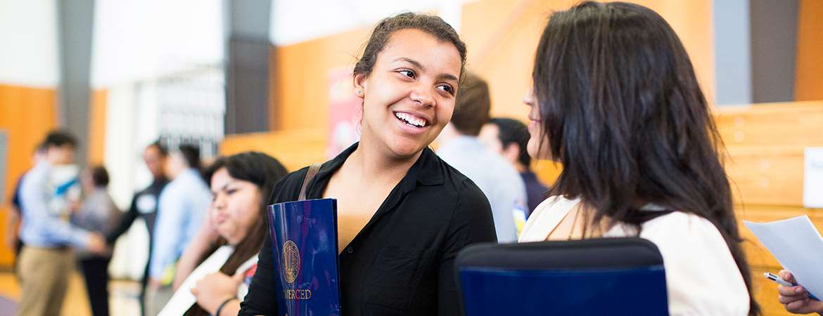 UC Merced is committed to providing students with resources to support their academic success.