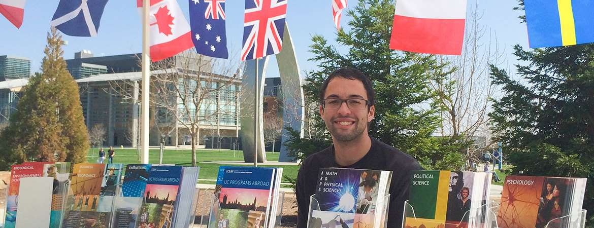 Studying abroad is one of the best experiences any student can have while attending UC Merced.