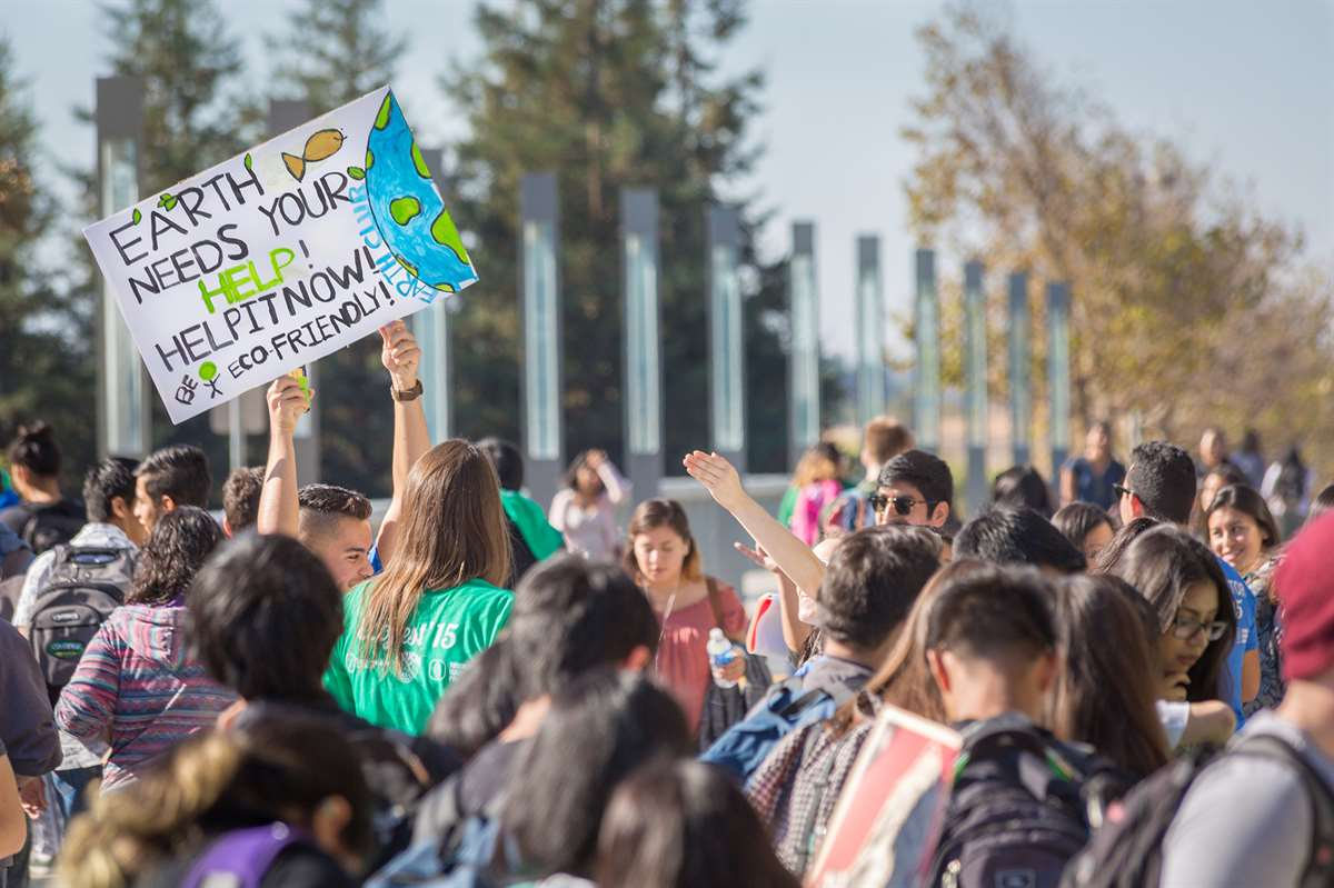Earth Day is cause for celebration and extra activism on campus.