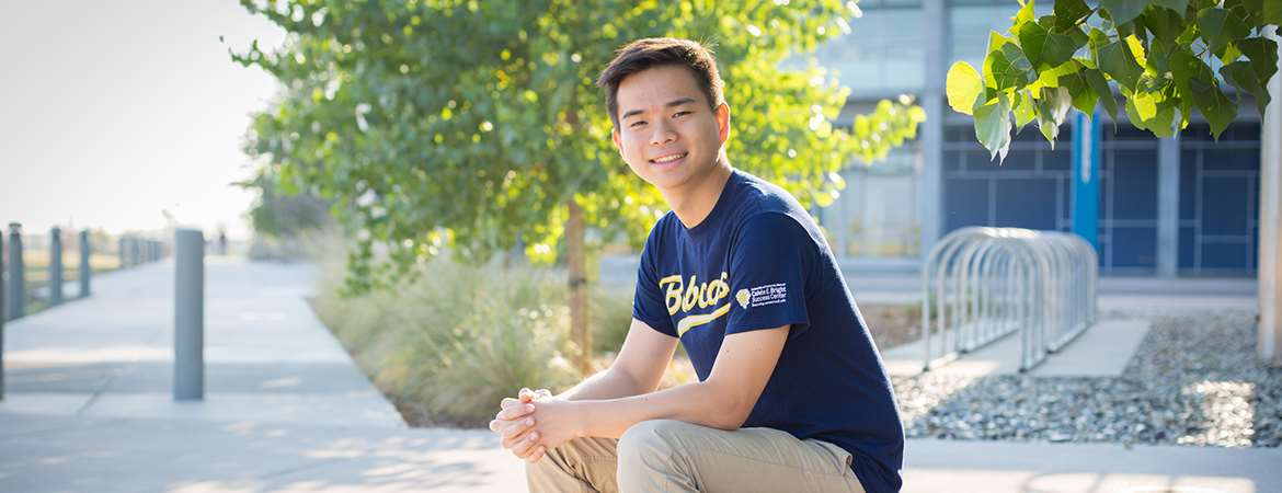 International students have a home at UC Merced.