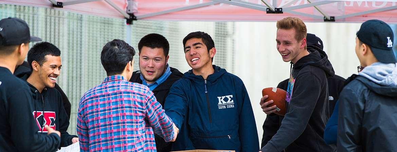 Life-long friends emerge at UC Merced.