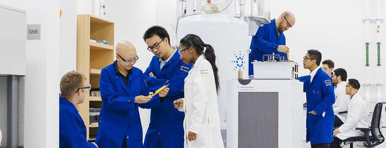 UC Merced research lab