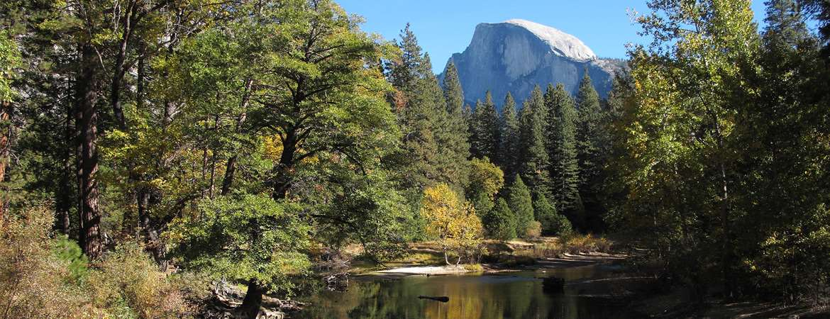 Yosemite is just one area of the Sierra where student and faculty researchers work.