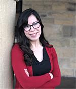 Sociology professor Amanda Mireles