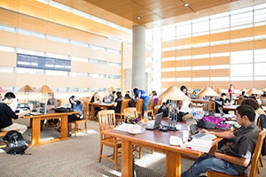 UC Merced received 19,683 applications from prospective first-year students.