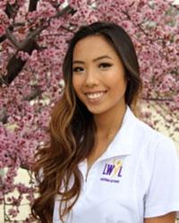 Student Jessica Nguyen