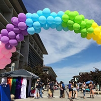 Pride Week is March 28 through April 2.