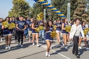 2017 Scholars Lane Bridge Crossing