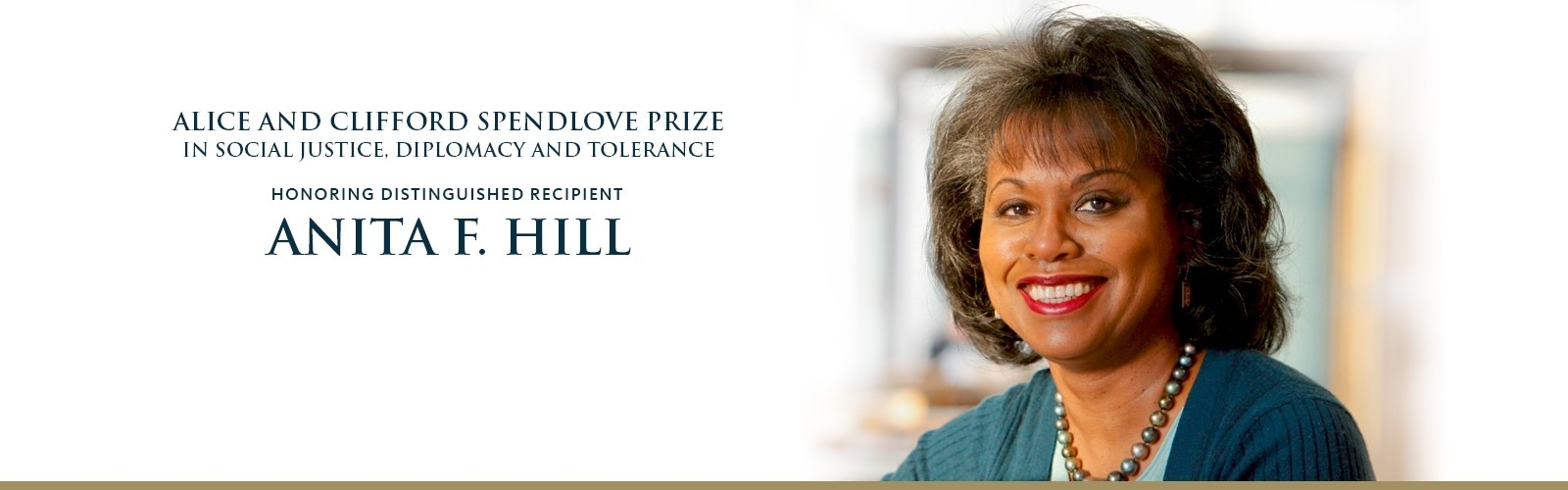 Anita Hill to appear in Merced on Oct. 24