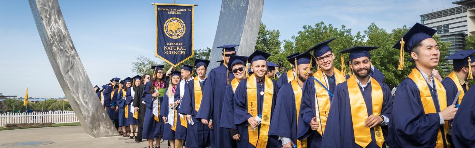 UC Merced graduates